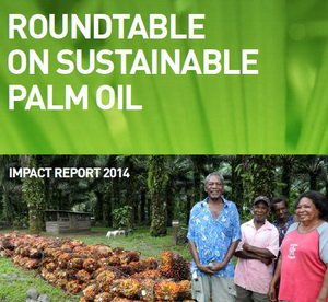 RSPO Impacts report