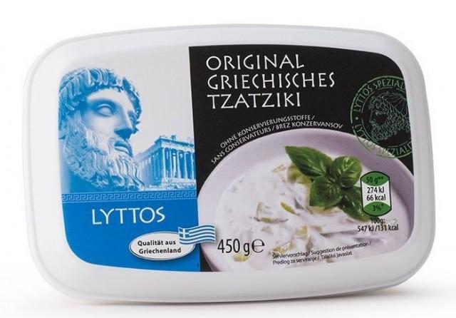 Original Griechisches Tzatziki