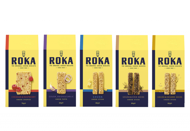 ROKA Cheese Crispies, Cheese Puffs & Cheese Sticks (Assorted Flavors)