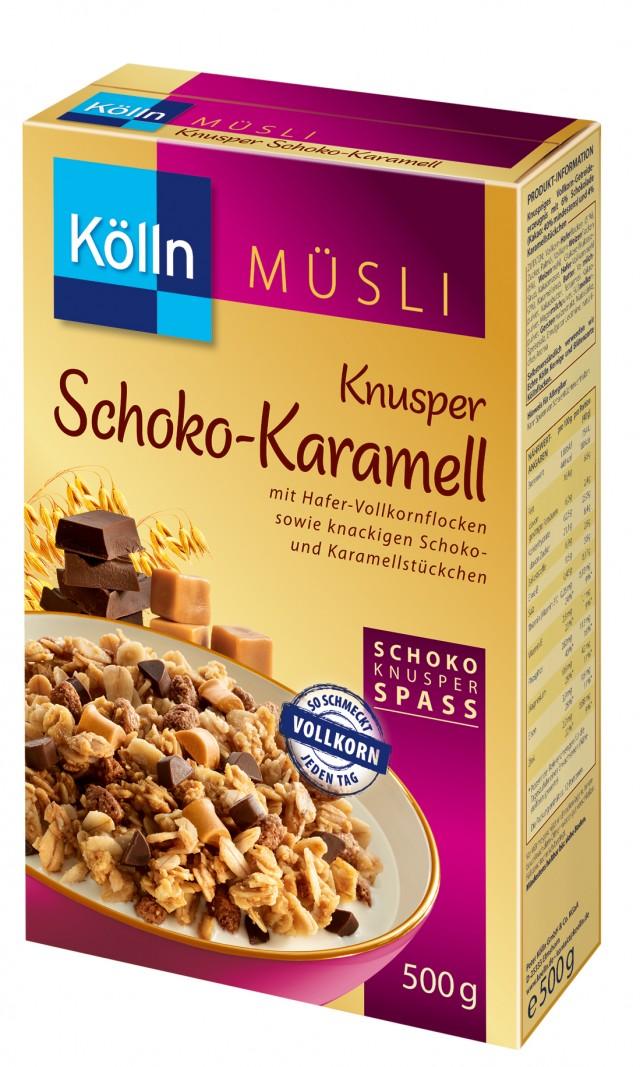 Kölln® Knusper Karamell Müsli