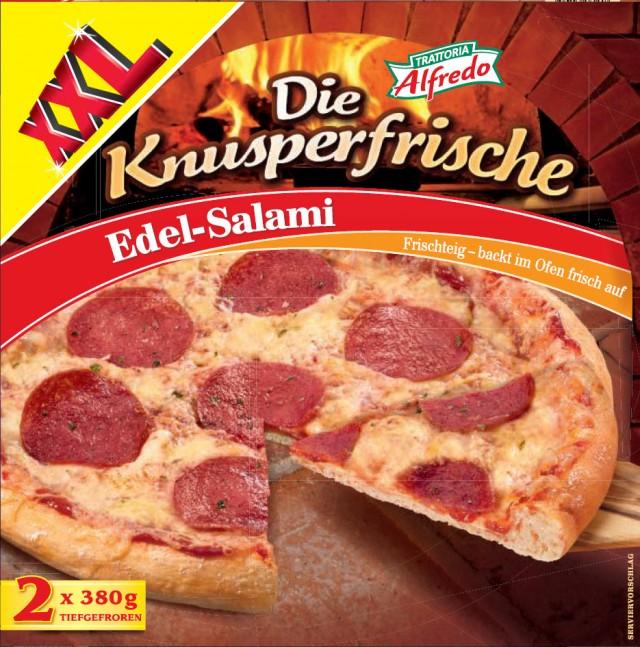Trattoria Alfredo Die Knusperfrische Edel-Salami