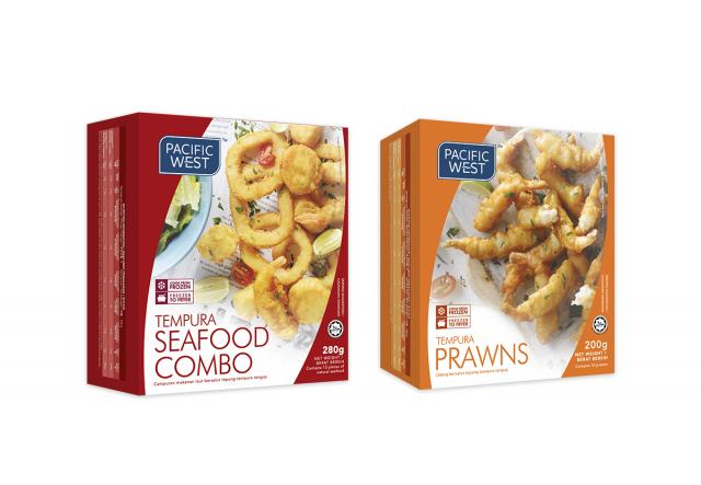 Tempura - Seafood Combo / Prawns