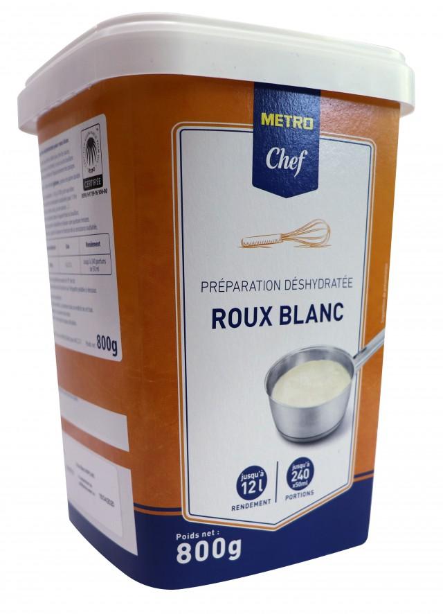 White roux Metro Chef
