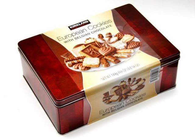 Kirkland European Cookies