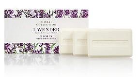 M&S Floral Collection Soap - Lavender